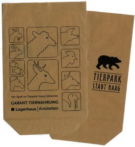 Futtersackerl / animal feed bag
