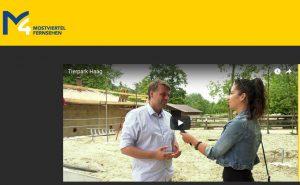 M4TV Titelbild Beitrag Tierpark Haag