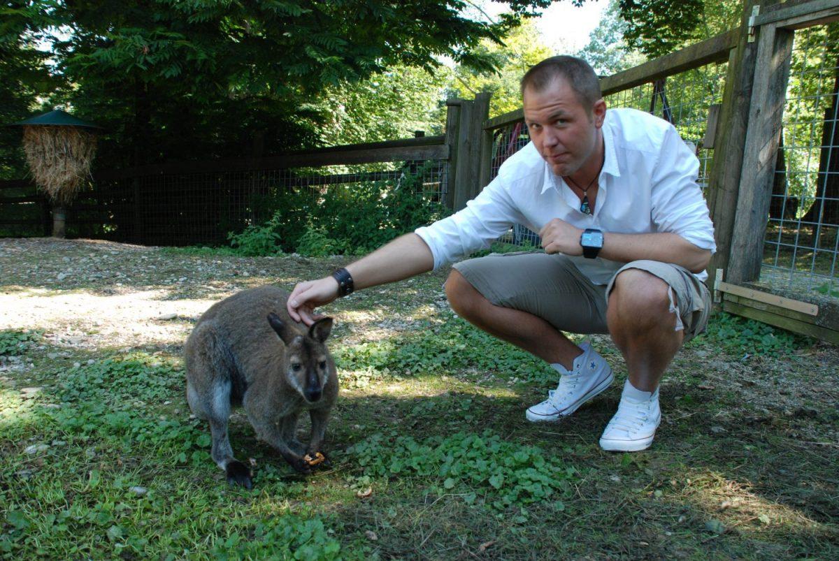 Tierpatenschaft Känguru Lou
